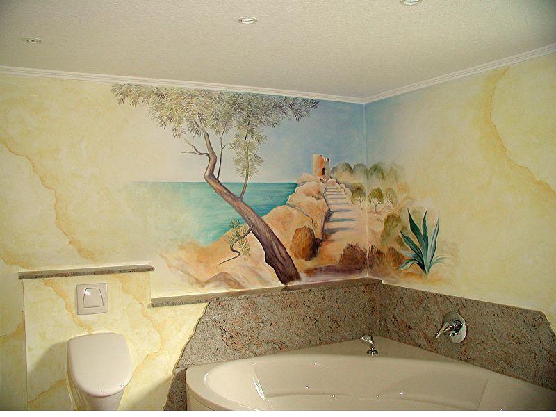 Wandbilder - Maler Sibold